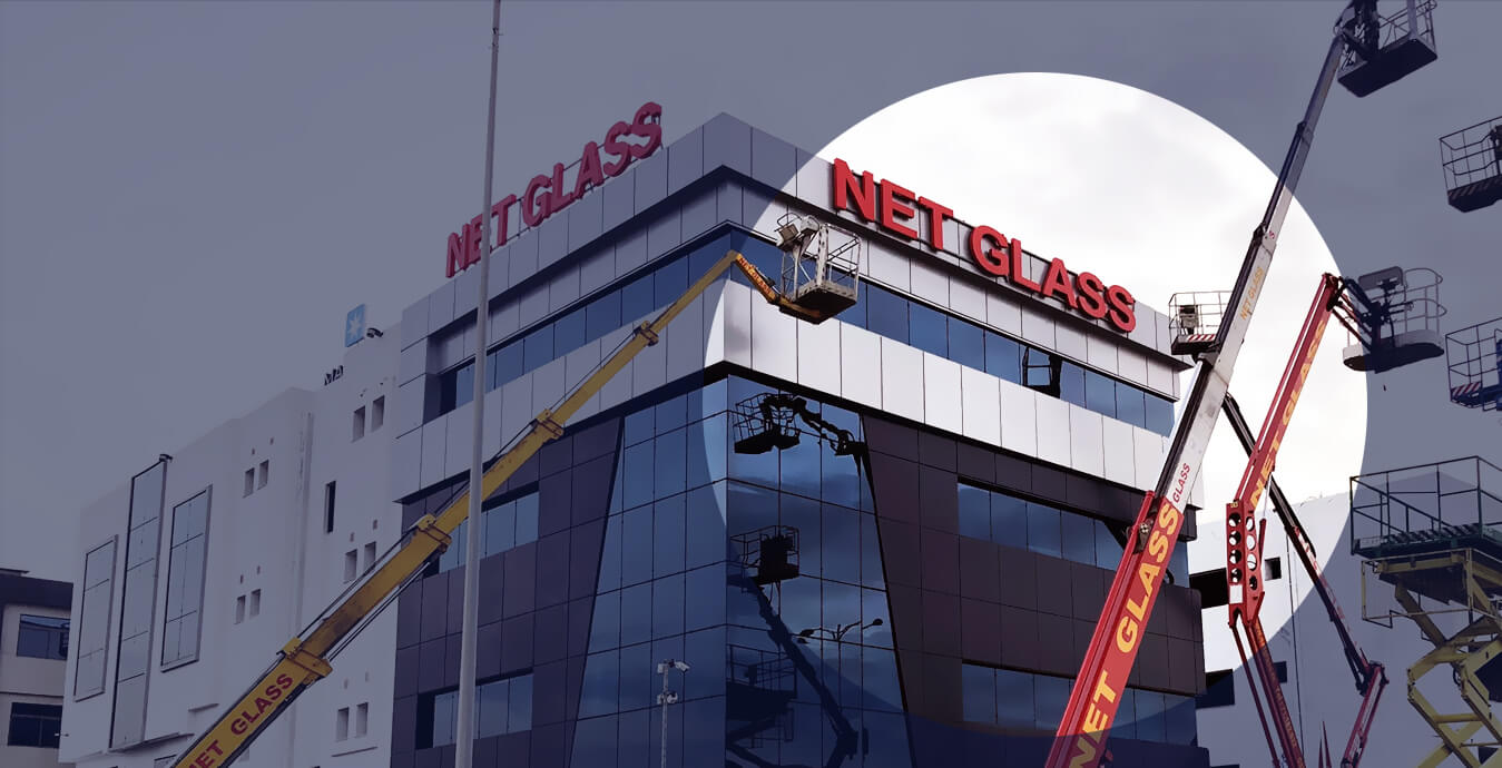 Netglass Nettoyage vitres tunisie